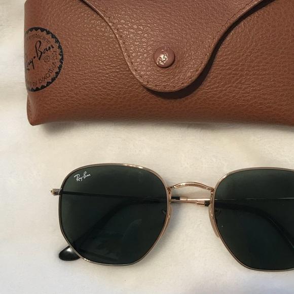 dd4c106da16 Ray-Ban Hexagon 54mm Aviator Sunglasses. M 5aa6a4656bf5a63483c60a7c. Other  Accessories ...